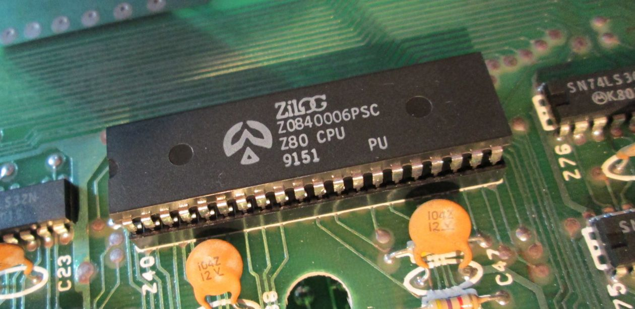 TRS-80 in an FPGA - CPU, RAM and ROM
