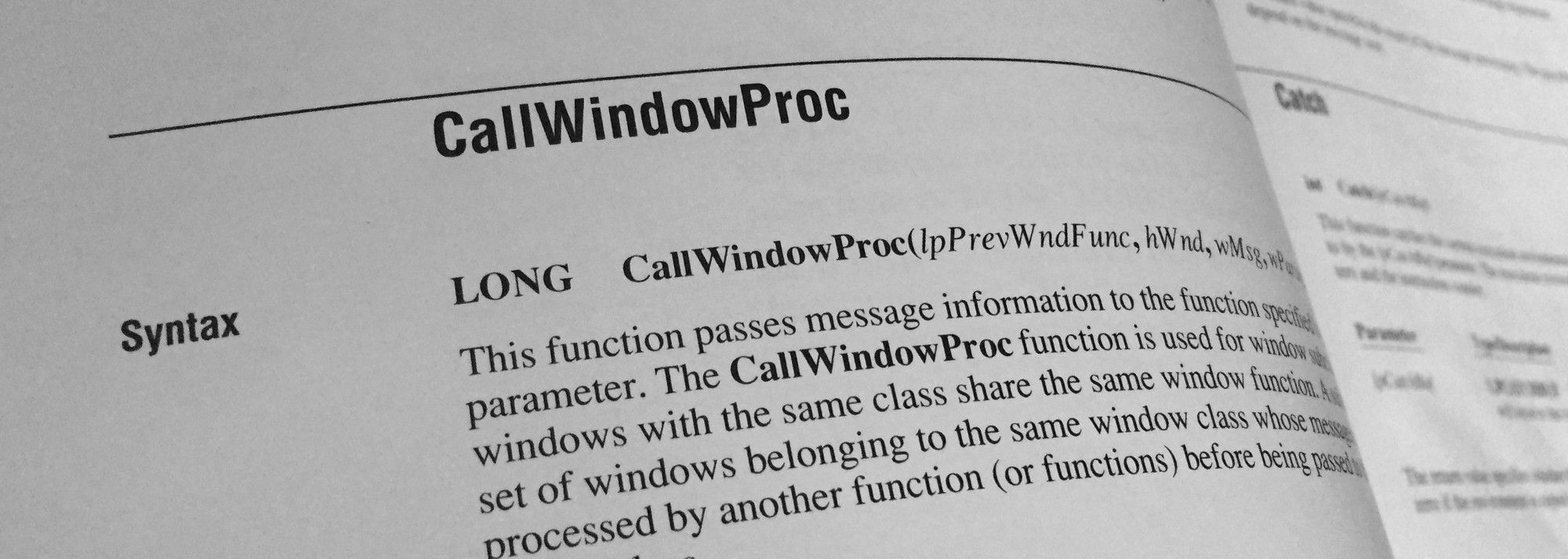Win3mu - Part 13 - Window Messaging