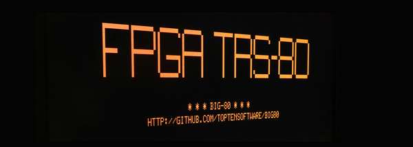 TRS-80 in an FPGA - Finishing Touches